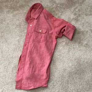 Gap button down shirt sz L